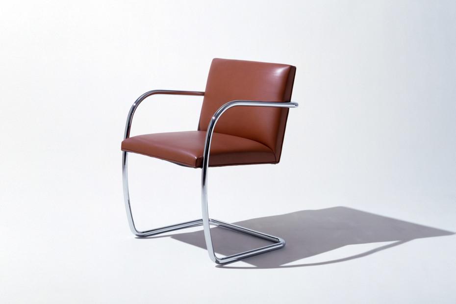 Brno Rundrohr Stuhl