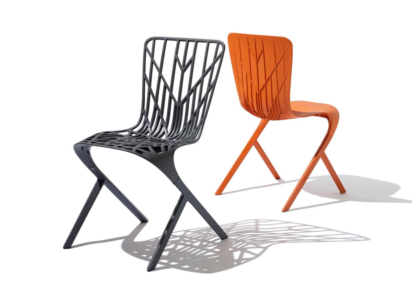 Washington Skeleton Chair By Knoll Stylepark