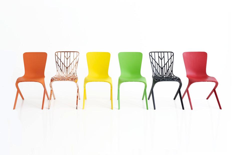 Washington Skin Chair