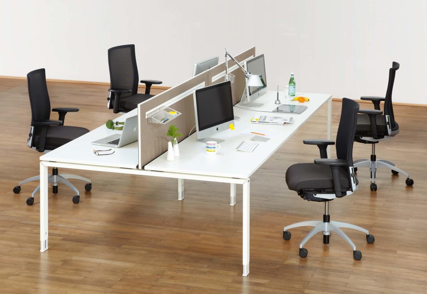 Офисные столы от лучших производителей мебели для офиса.