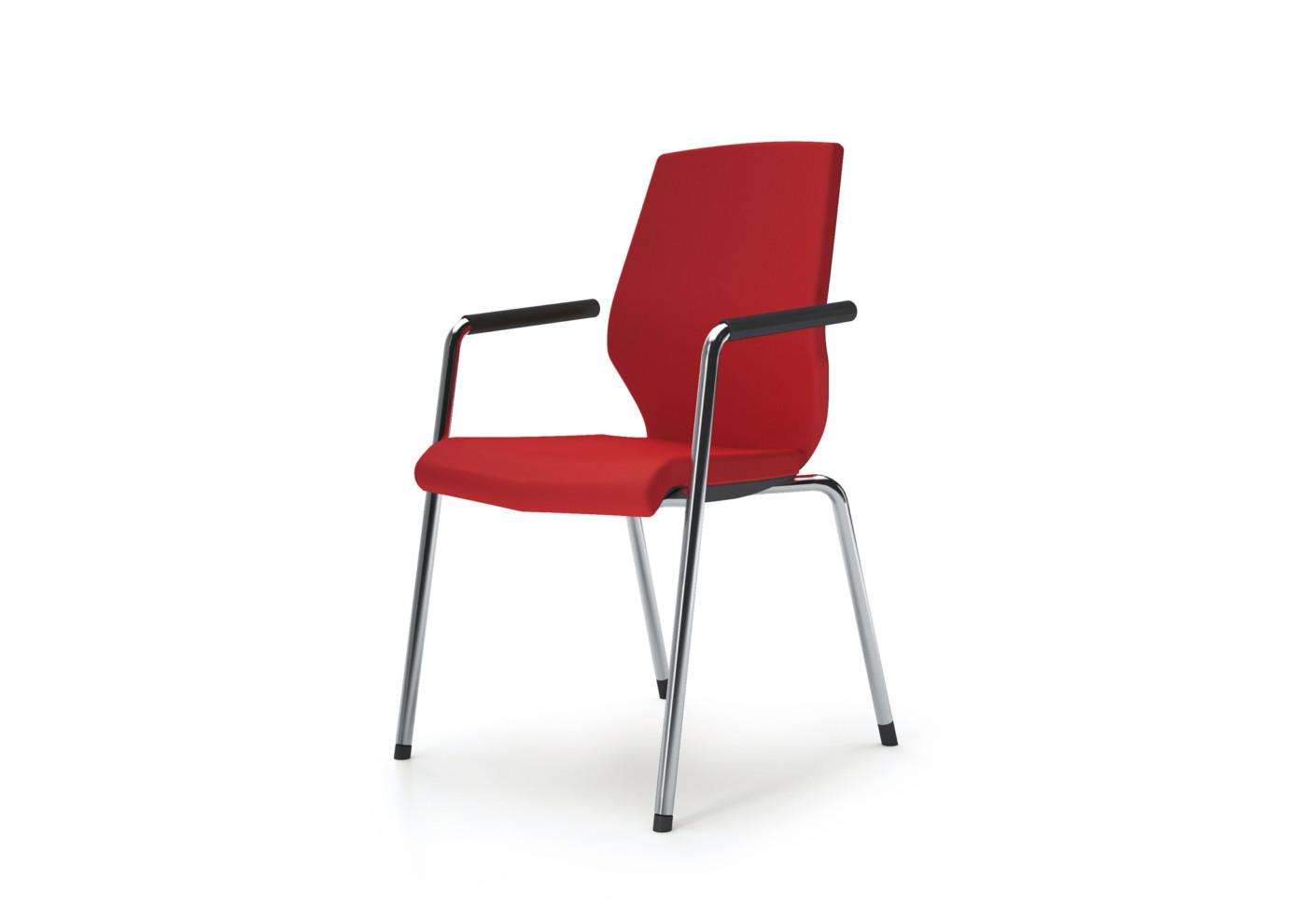 jet ii besucherstuhl von k nig neurath stylepark. Black Bedroom Furniture Sets. Home Design Ideas