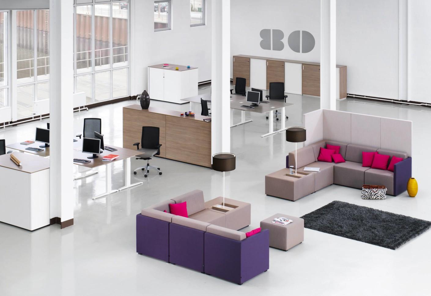 net work place von k nig neurath stylepark. Black Bedroom Furniture Sets. Home Design Ideas