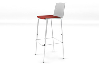 PUBLICA bar stool  by  König + Neurath
