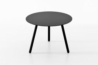 BCN coffee table  by  Kristalia