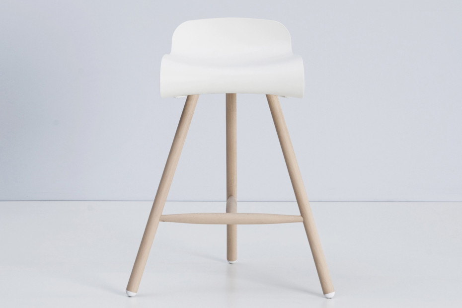 BCN Hocker Wood