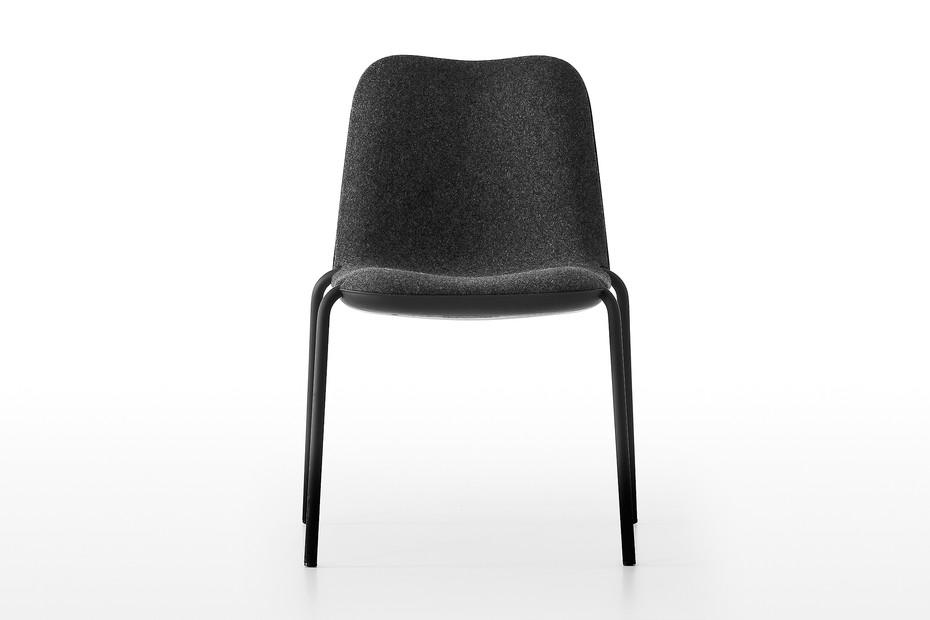 Boum black chair