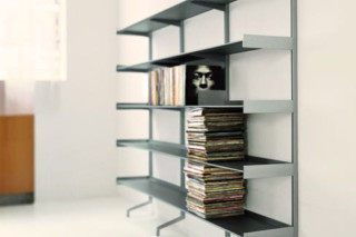 Dot bookcase  by  Kristalia