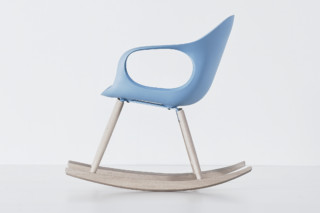 Elephant rocking chair  by  Kristalia