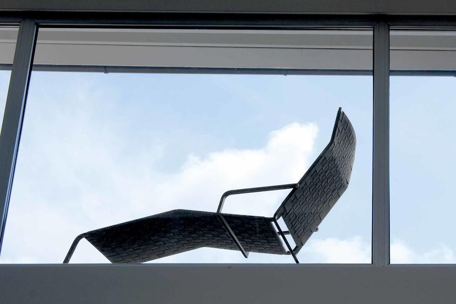 Rest chaise longue