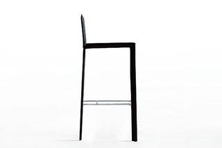 Slim stool  by  Kristalia