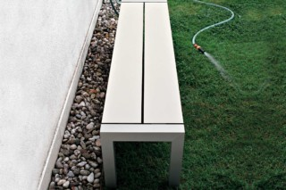 Sushi bench Outdoor  by  Kristalia