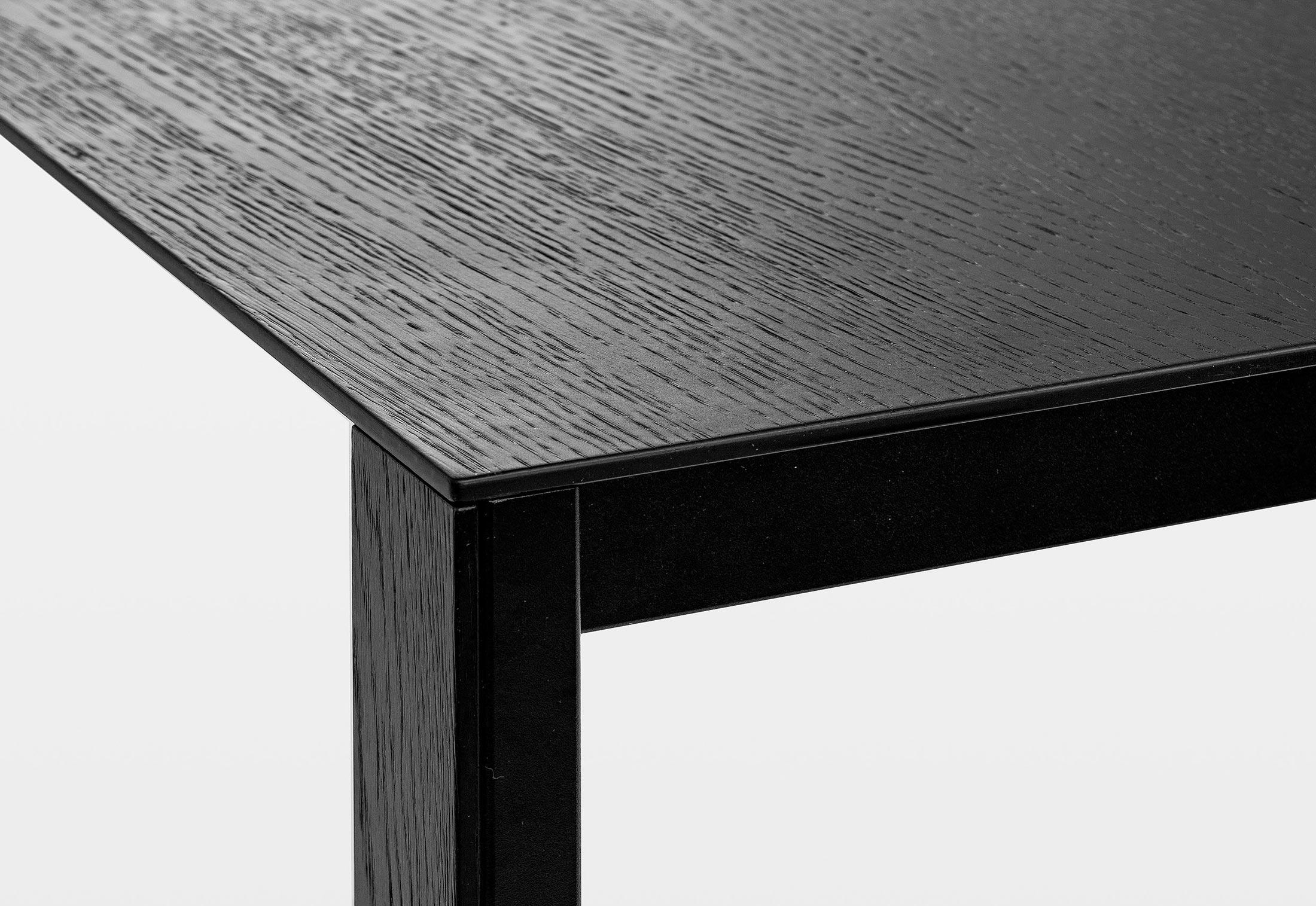 Thin k longo wood by kristalia stylepark for Arisen interior decoration contractors