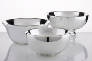 Absolute Silver Bowls  by  KVETNA 1794