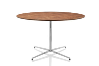 Cooper table round  by  Lammhults