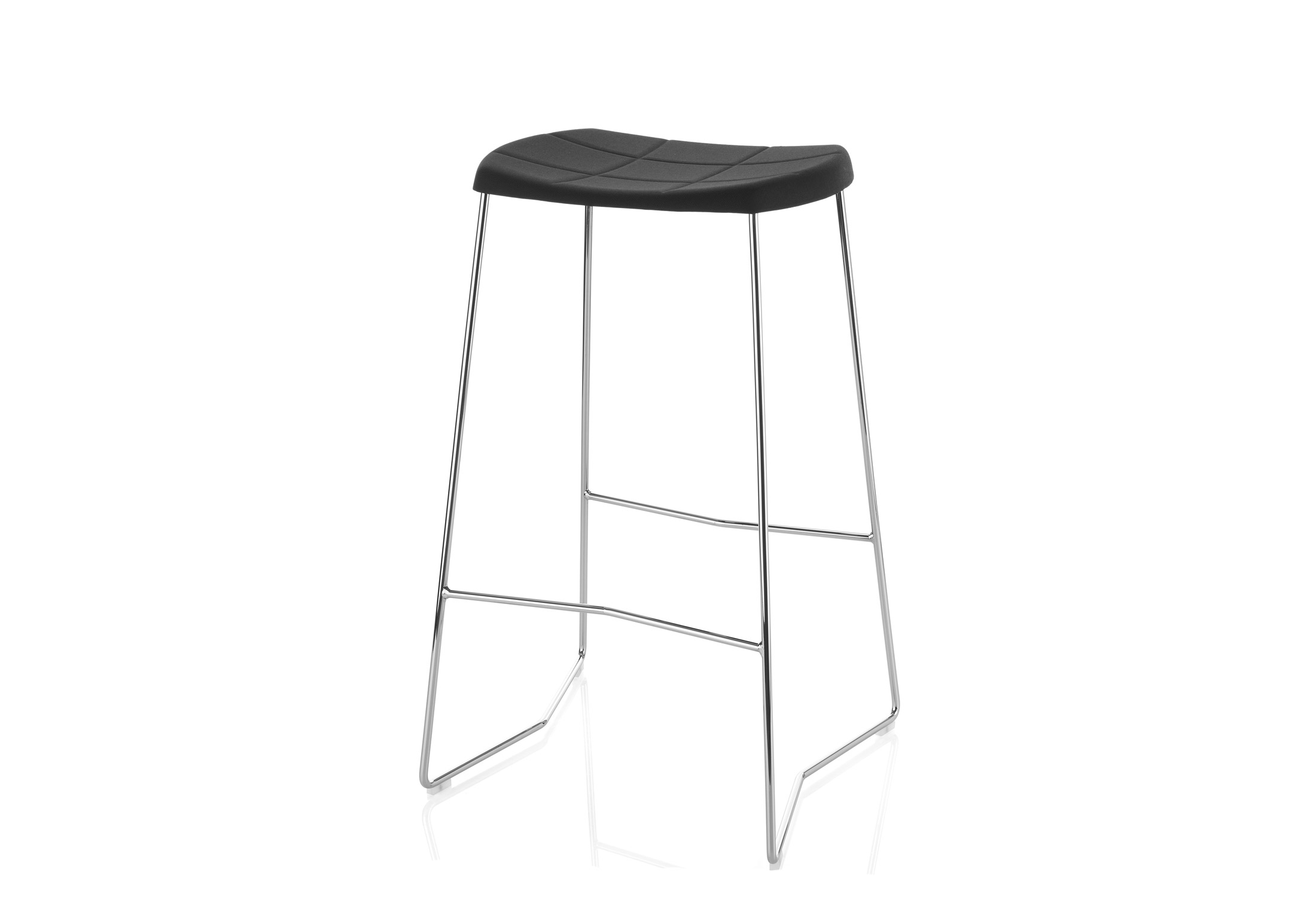 mini bar stool by lammhults stylepark. Black Bedroom Furniture Sets. Home Design Ideas