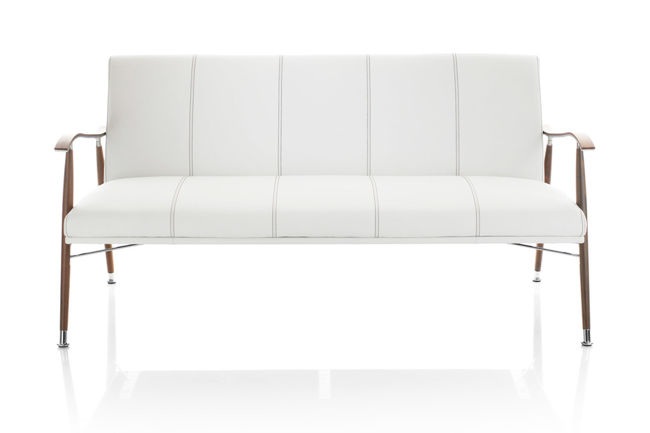 Sahara Wood Sofa