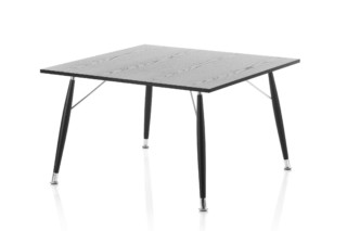 Sahara wood table  by  Lammhults