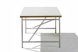 Eiermann children's desk  by  Richard Lampert