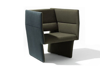 Cup lounge chair  by  Richard Lampert