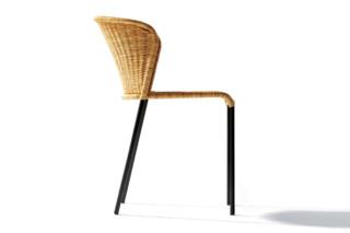 Rattan Chair Santa Lucia  by  Lampert