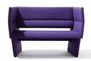 Cup sofa  by  Richard Lampert