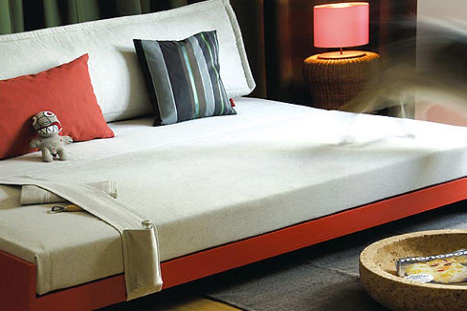 Staple Bed Lönneberga