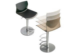 Kai bar stool  by  Lapalma