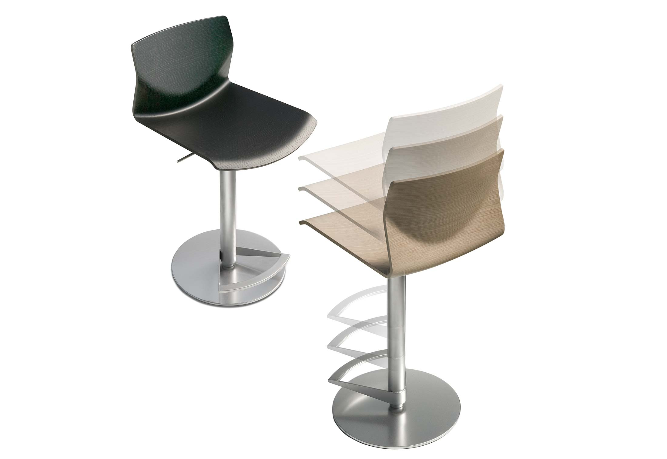 Kai Bar Stool By Lapalma STYLEPARK