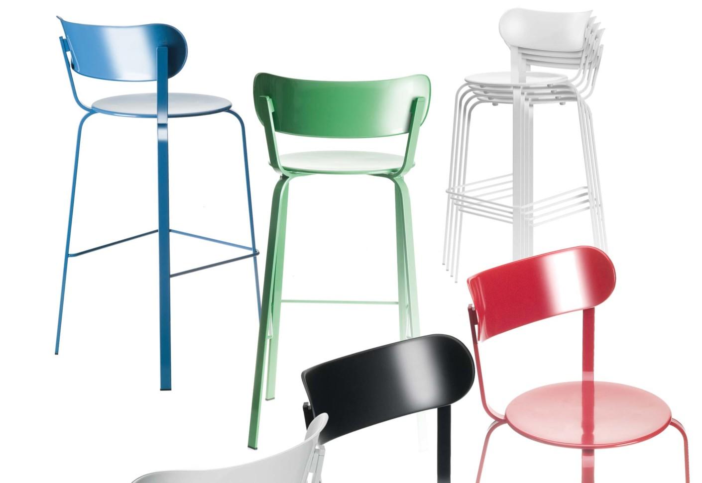 stil hocker von lapalma stylepark. Black Bedroom Furniture Sets. Home Design Ideas