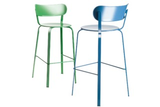 Stil stool  by  Lapalma