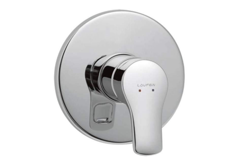 Citypro concealed single lever shower mixer