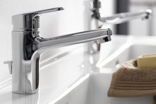 Citypro wash basin mixer  by  Laufen