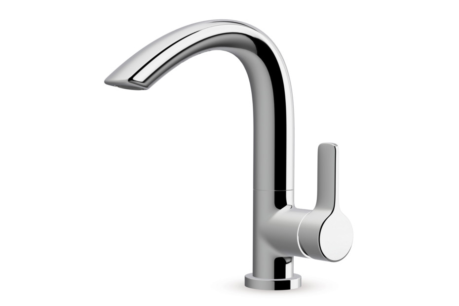 Curveprime  single lever wash basin mixer