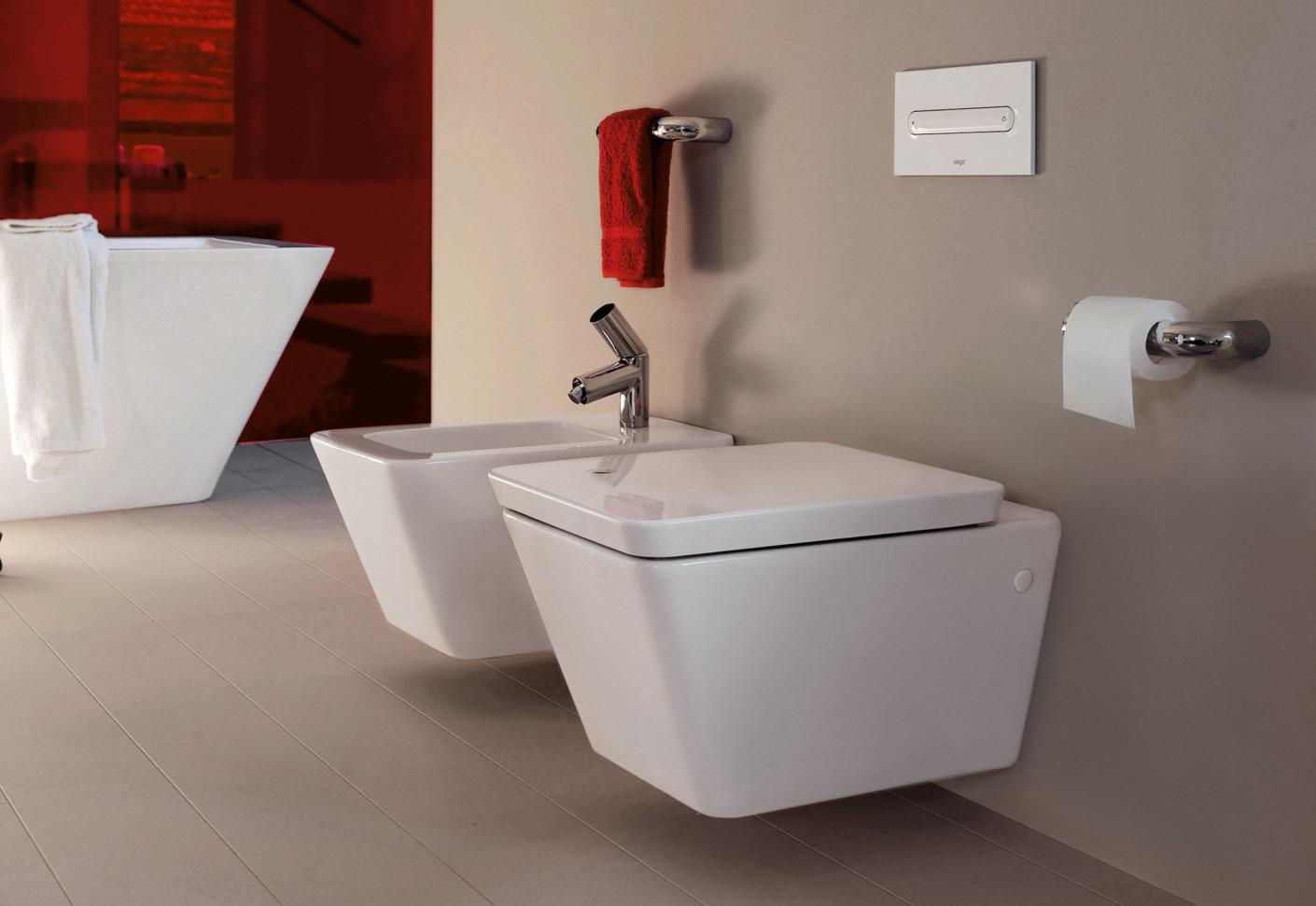 Design bagno bidet : Il Bagno Alessi dOt wallhung bidet by Laufen | STYLEPARK