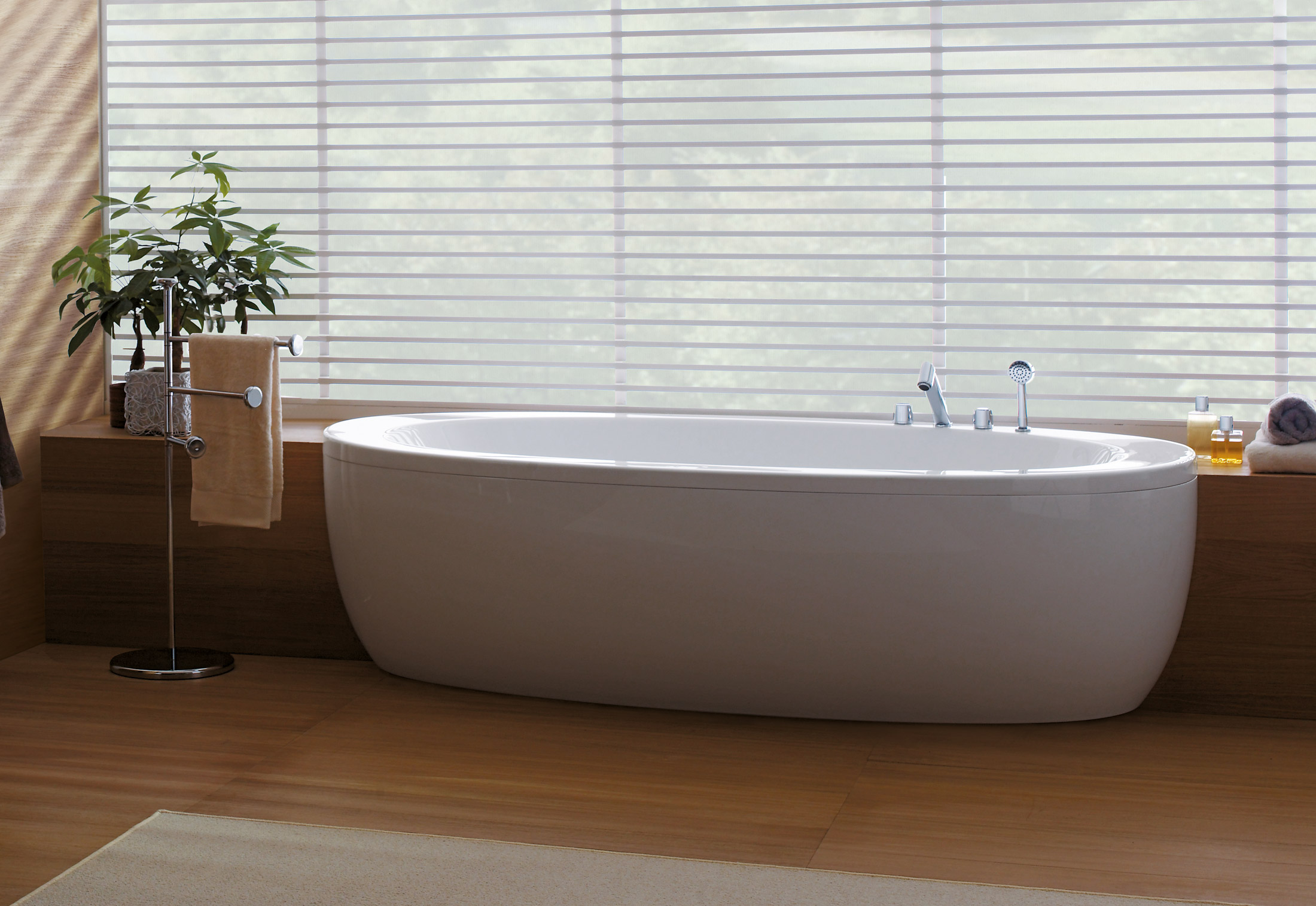 Il Bagno Alessi One Bath Tub By Laufen Stylepark