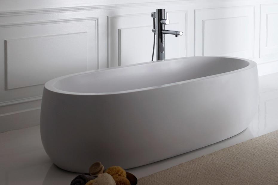 Il bagno alessi one badewanne freistehend von laufen - Il bagno alessi ...