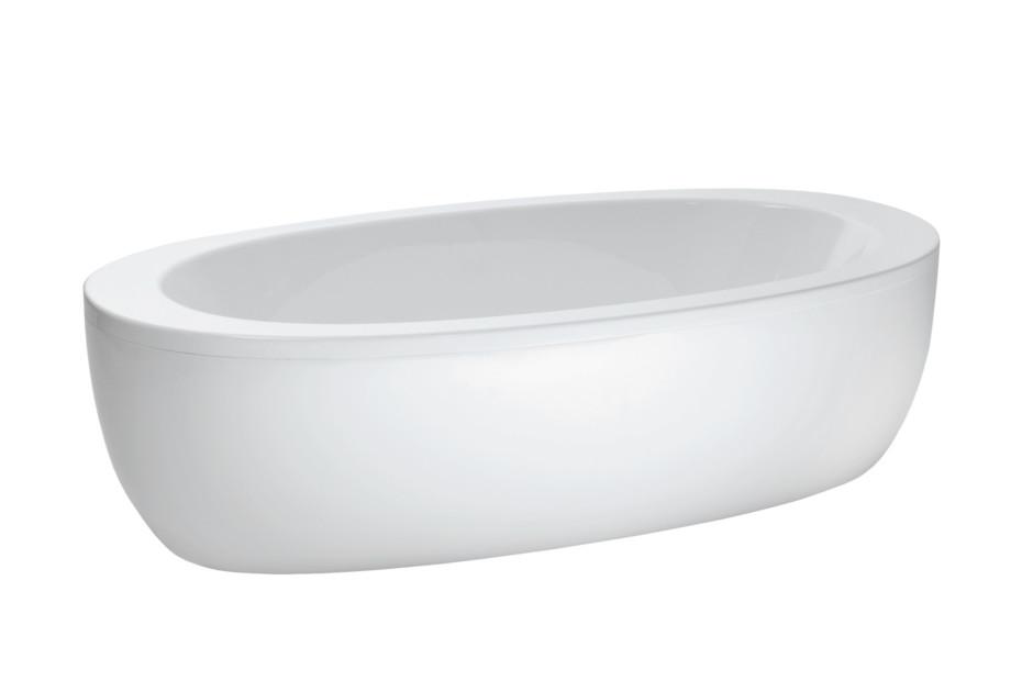 Il Bagno Alessi One freestanding bathtub