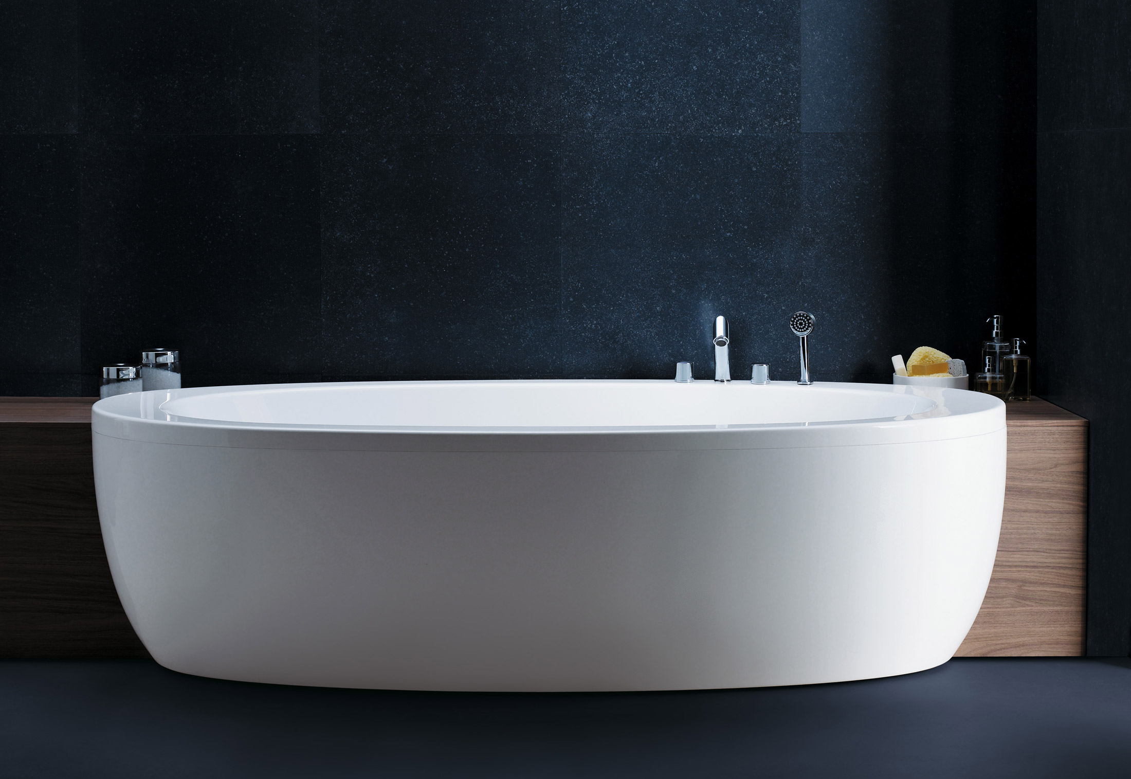 il bagno alessi one badewanne freistehend von laufen stylepark. Black Bedroom Furniture Sets. Home Design Ideas