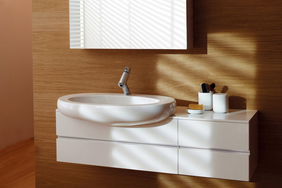 Il Bagno Alessi One single washtable bowl