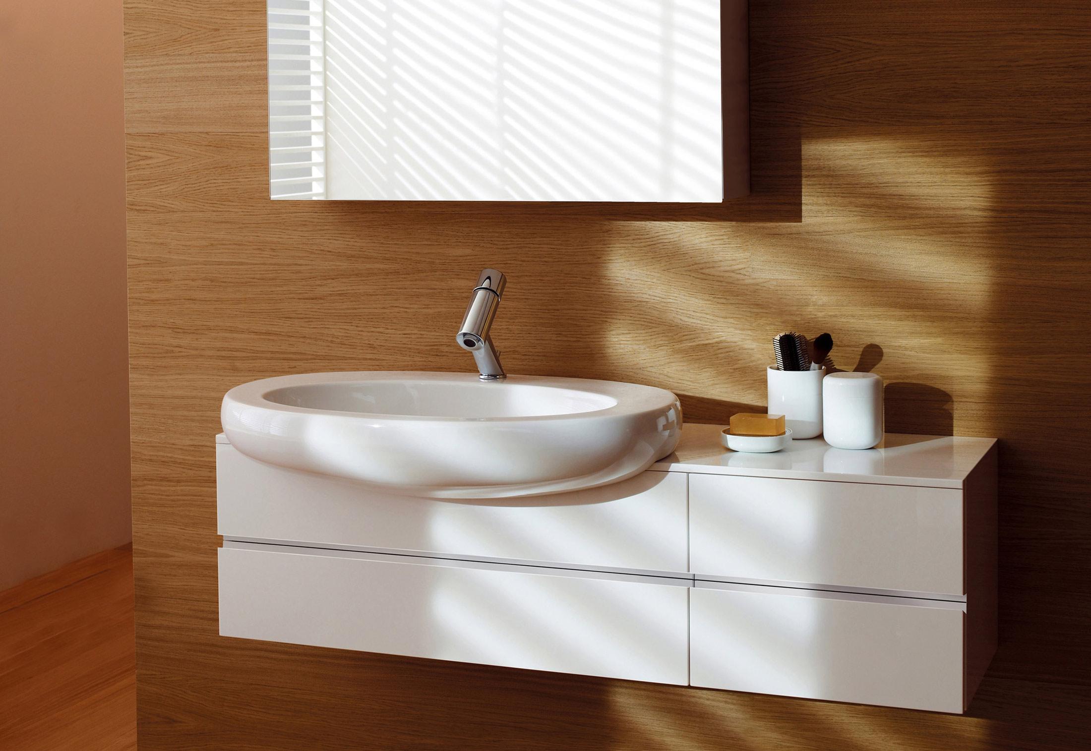 il bagno alessi one waschtischschale von laufen stylepark. Black Bedroom Furniture Sets. Home Design Ideas