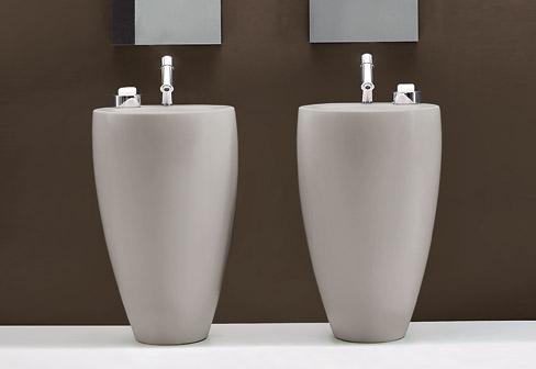 Il bagno alessi one tam tam von laufen stylepark - Il bagno alessi ...