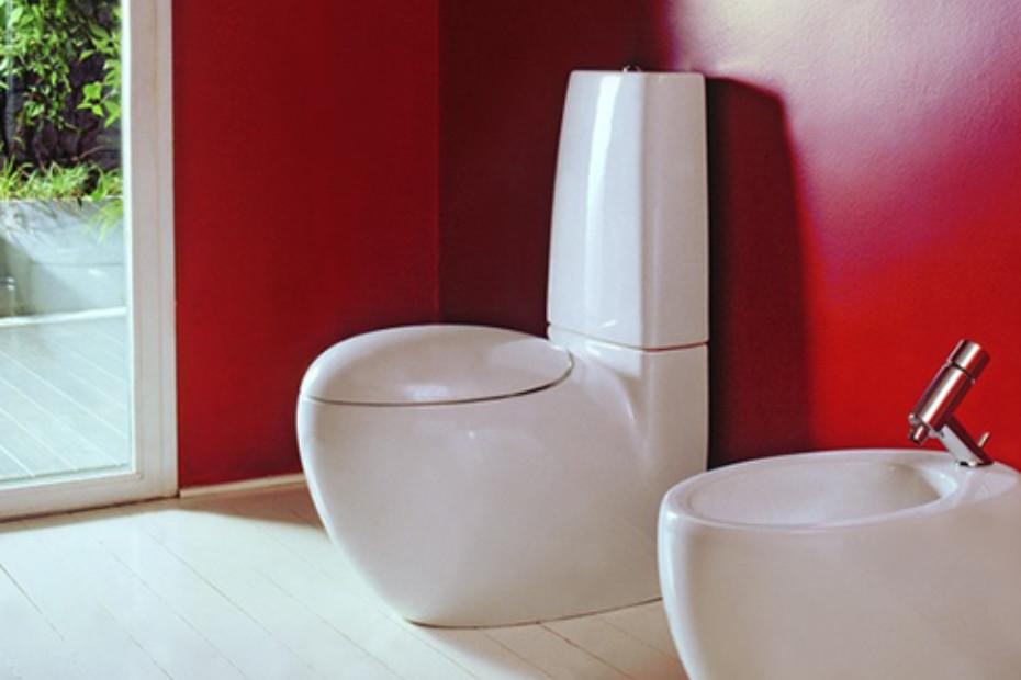 Il Bagno Alessi One WC hoch