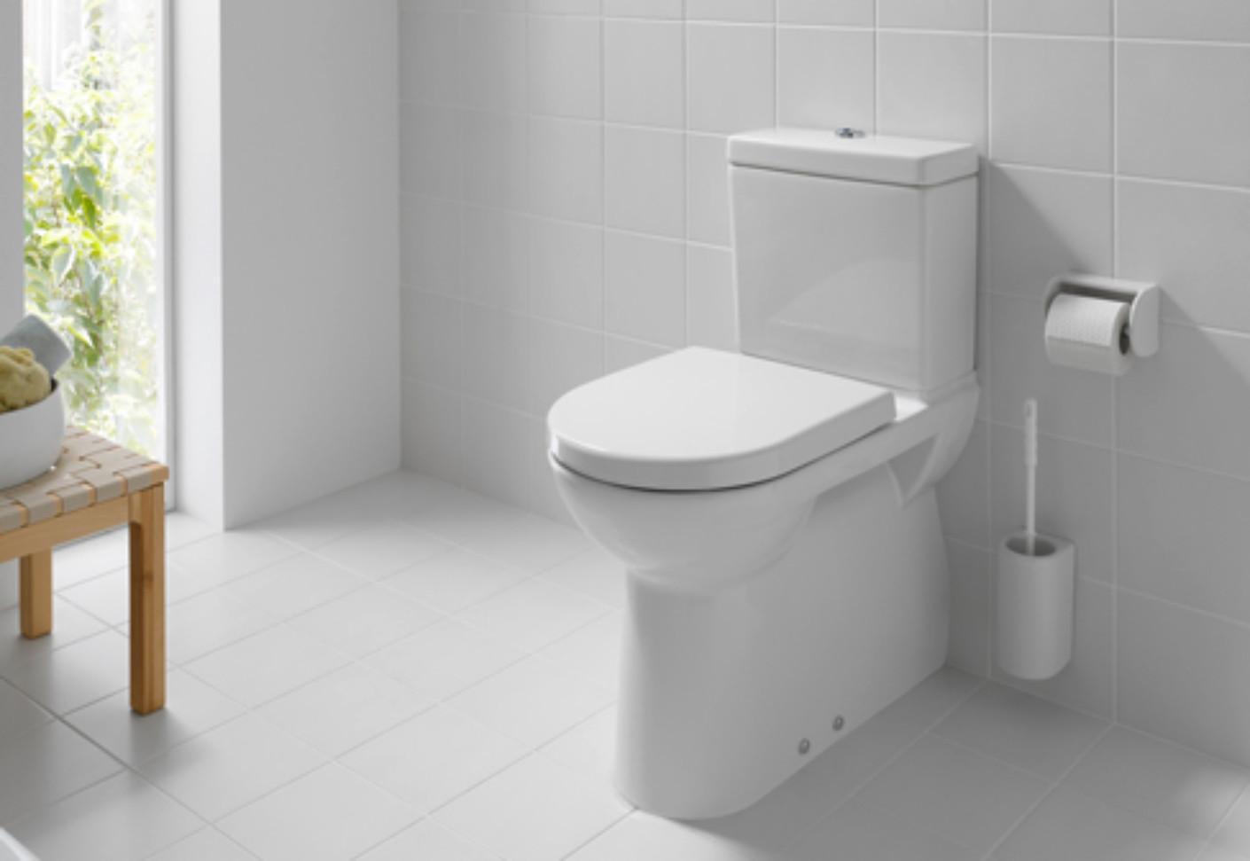 laufen pro stand wc wandb ndig von laufen stylepark. Black Bedroom Furniture Sets. Home Design Ideas