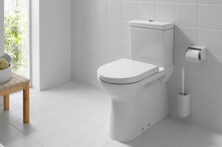 Laufen pro back-to-wall and floorstanding WC  by  Laufen