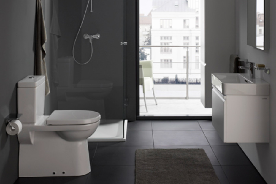 Laufen pro back-to-wall and floorstanding WC