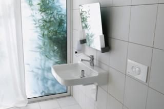 Laufen pro liberty wash basin, barrier-free  by  Laufen