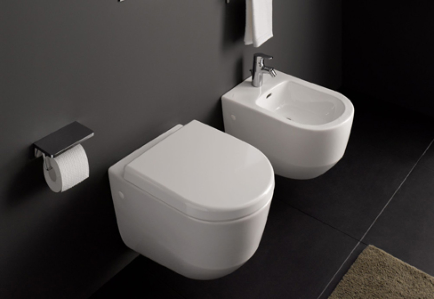 laufen pro wand wc von laufen stylepark. Black Bedroom Furniture Sets. Home Design Ideas