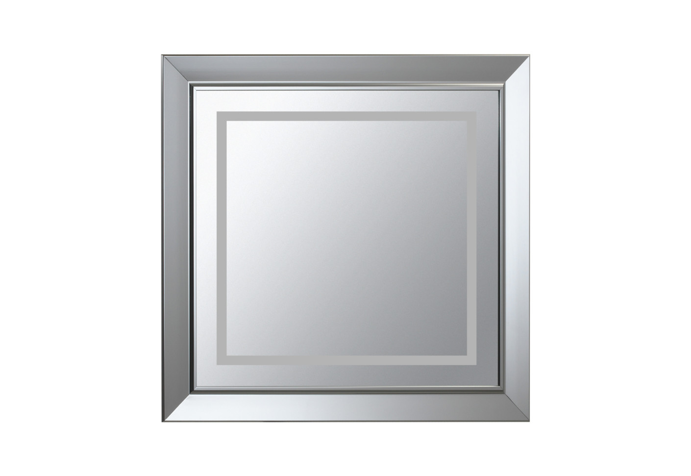 Lb3 square mirror by laufen stylepark for Square mirror