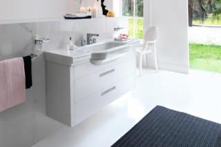Lb3 vanity unit classic wide  by  Laufen