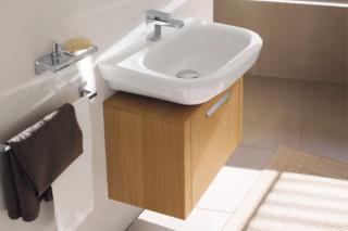 Lb3 vanity unit modern small  by  Laufen